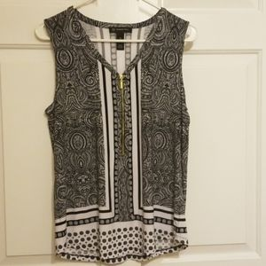 International Concepts  Sleeveless Top